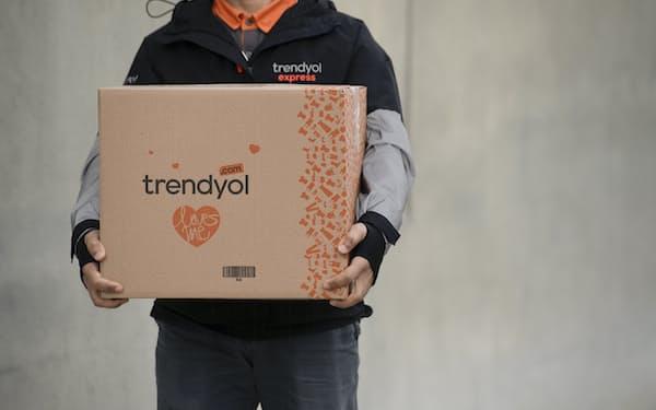 トレンドヨルは自社で配送まで手掛ける=同社提供