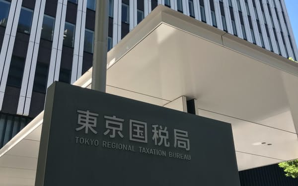 東京国税局の処分は全て取り消された