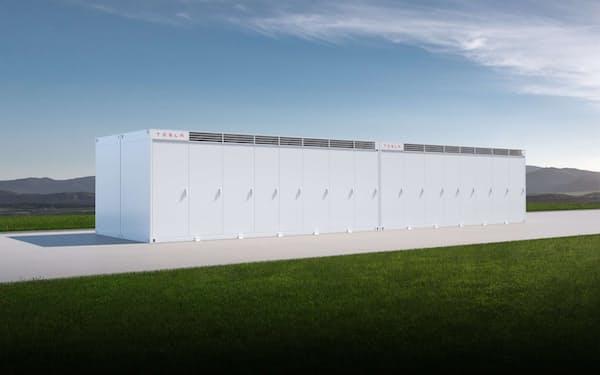 テスラは22年夏にも北海道千歳市で蓄電池を稼働させる