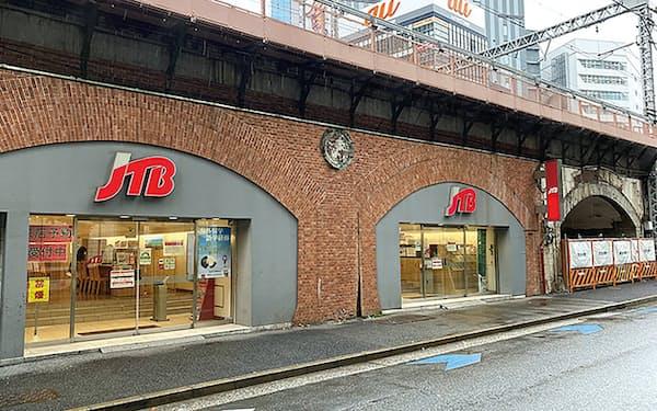 JTBは資本増強で経営の立て直しを図る