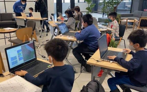 藤沢氏が設立し、サツドラHD子会社となったシーラクンスは、提携校を含め8教室を展開中
