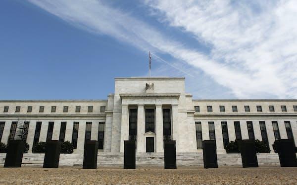 FRB内でもインフレ上振れリスクが意識されている=ロイター