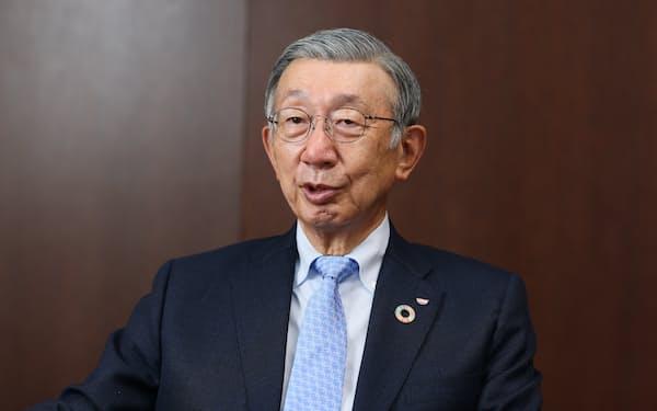 安藤宏基 日清食品ホールディングス社長