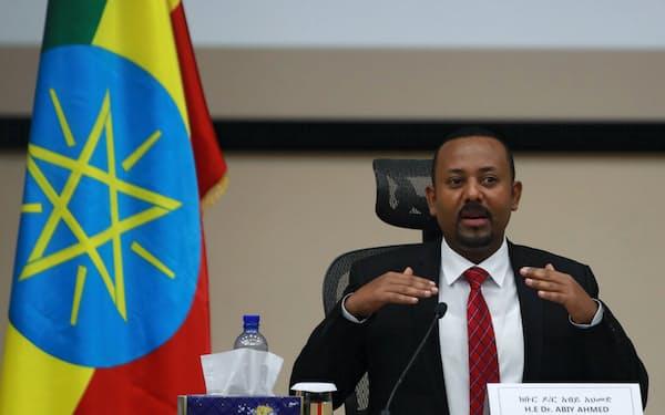 エチオピアの長引く紛争は人道危機を引き起こしている=ロイター