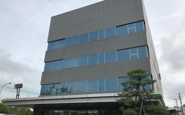 福田組の新潟本社