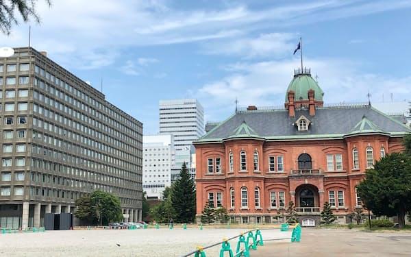北海道庁は、感染リスクが低い宅配・持ち帰り限定の食事券で、飲食店を支援する(札幌市)