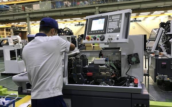 工作機械受注は外需を中心とした増加が続く