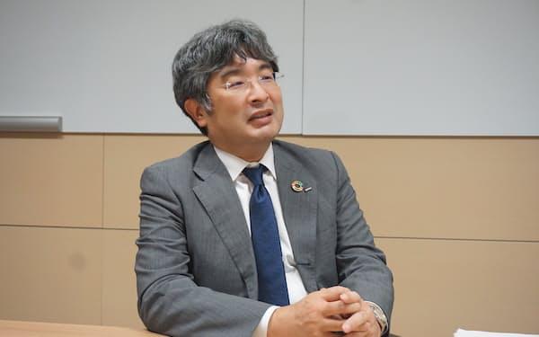 東電EPの秋本展秀社長