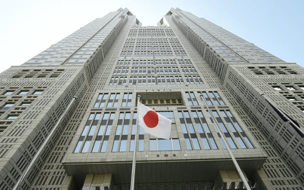 東京都は新たな補正予算案を編成した