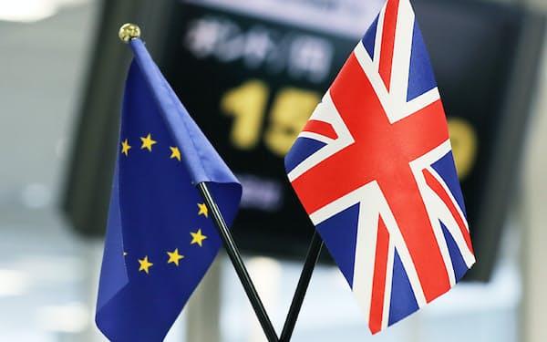 英ポンドは対ユーロで2020年2月以来の高値圏で推移している