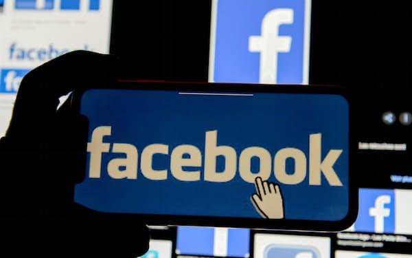 フェイスブックは2020年5月にジフィーを買収した=ロイター