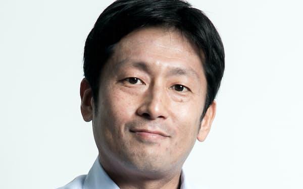 仏クリテオ日本法人パートナーシップ戦略責任者の池田智幸氏