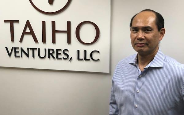 大鵬ベンチャーズの浅沼栄社長は米シリコンバレーでライフサイエンス領域の投資経験を重ねてきた