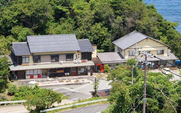 約50年間運営してきた旅館の買い手企業を探す(兵庫県香美町の「臨海荘」)