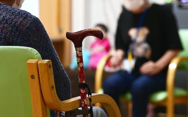 介護サービスの給付が膨張を続けている
