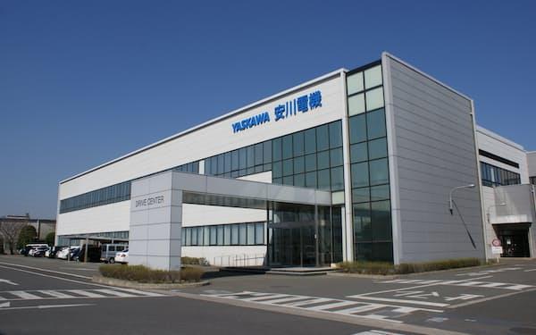 安川電機のインバーターのマザー工場「行橋事業所」(福岡県行橋市)