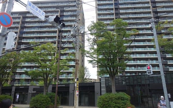 福岡市内の人気エリアでは高額物件でも売れ行きが好調