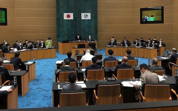 徳山大学の公立化議案を可決した周南市議会