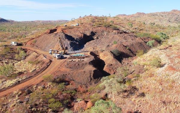 オーストラリアで銅探鉱を進め、採算性を見極める(クイーンズランド州)