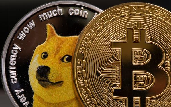 仮想通貨の取引をしたロビンフッド顧客の多くはドージコインを買っていた=ロイター
