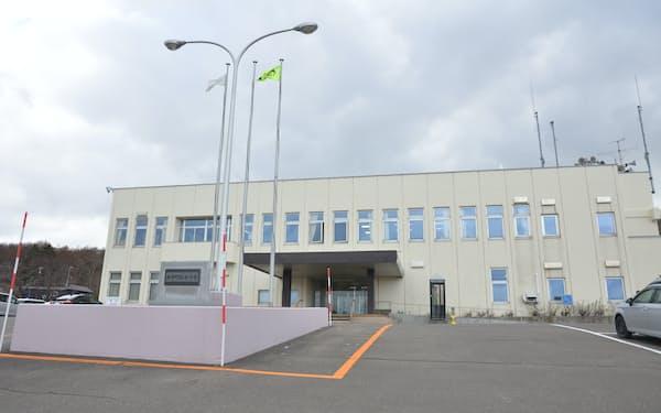北海道寿都町役場