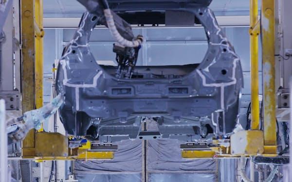 経済再開を追い風に自動車の業績回復が鮮明となった