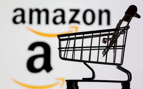 アマゾンは実店舗への侵食を進める=ロイター