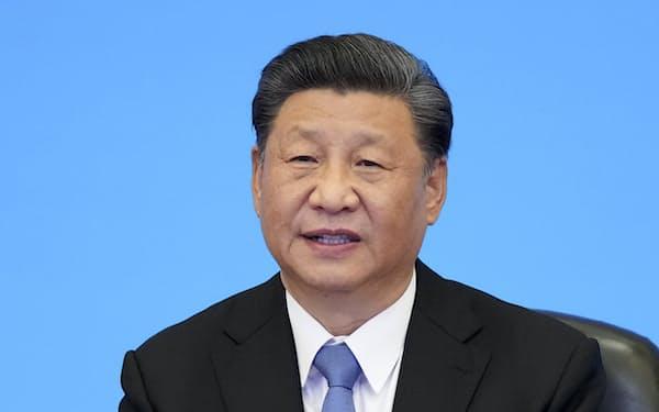 中国の習近平国家主席=AP