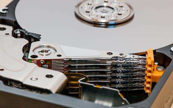 半導体不足がHDD市場にも影響を及ぼしている