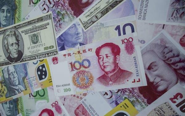 中国は海外送金に厳しい規制を課している=ロイター