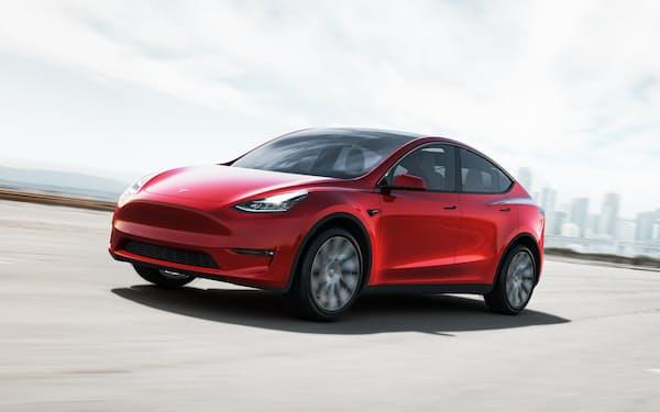 テスラは現在販売するすべての車に完全自動運転に必要な半導体を搭載していると説明している(主力車種の「モデルY」)