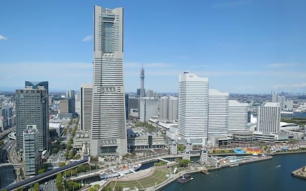 横浜市長選が22日に投開票される
