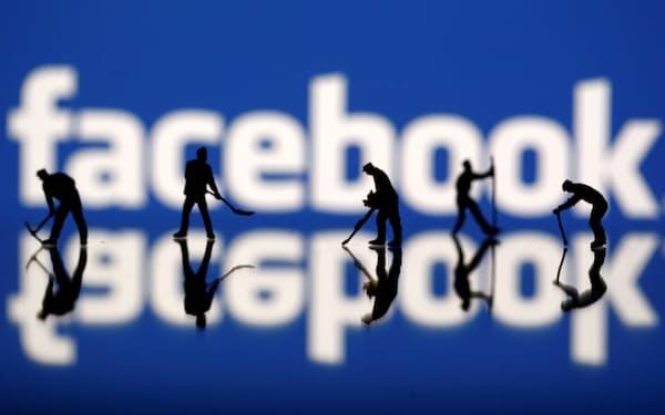 米当局は19日、フェイスブックを再提訴した=ロイター