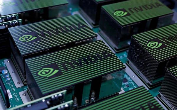 エヌビディアは20年9月にソフトバンクグループからアームを買収することで合意していた=ロイター