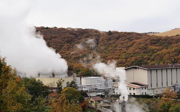 政府は地熱発電の資源調査を急ぐ