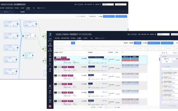 設計図などを自動解析し、加工会社に迅速に発注するシステムを持つ(イメージ)