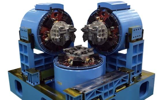 国際計測機器の「動電式3軸振動試験機システム」