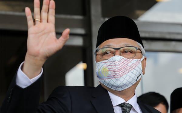 マレーシアの新首相に就任したイスマイルサブリ氏=ロイター