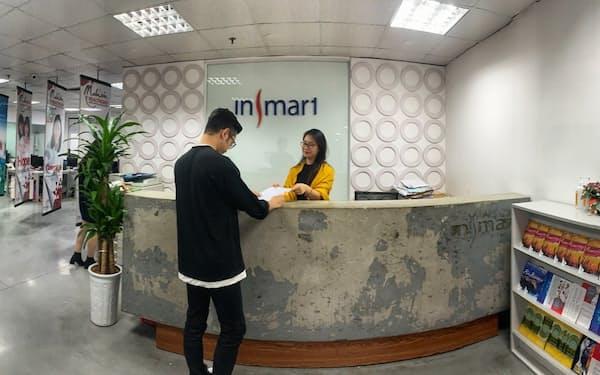 住商はベトナムの医療関連サービス大手インスマートに出資する