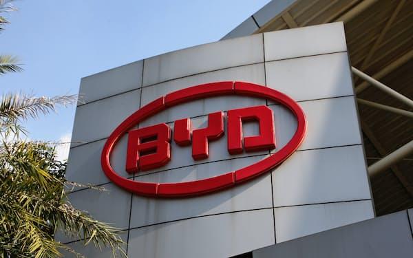 BYDの半導体子会社の新規上場も棚上げとなった