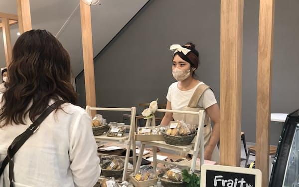 シェアキッチンで調理したものを、商業施設内で販売(福岡市)