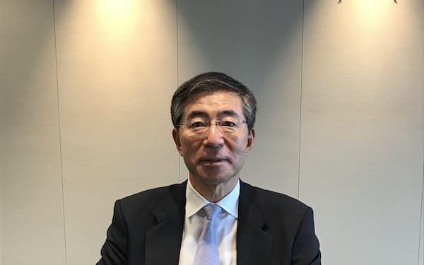 千代田化工建設の榊田雅和会長兼CEO