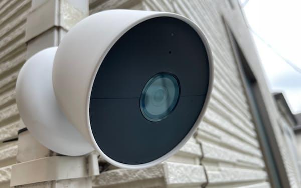 スマートカメラの「Google Nest Cam」