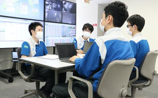社内留学では専門部署で1年かけてデジタル技術を学ぶ