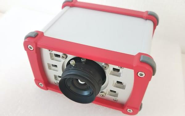 ブルックマンのカメラはドローンやロボットなど屋外利用に向く