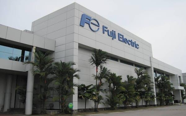 富士電機はマレーシアの工場で8インチのウエハーを生産する計画
