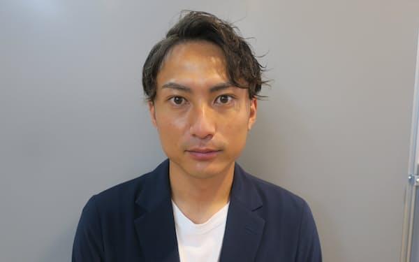 福岡県立大学で就活支援を担当するキャリアオフィスの藤九亮輔氏