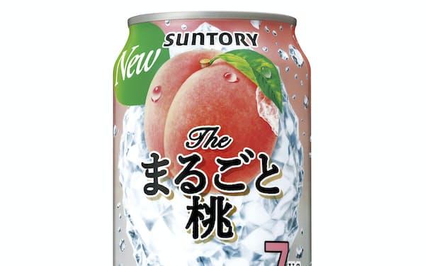 独自技術の製法で果実感のある味わいが楽しめる