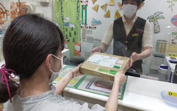 JR東日本は手掛ける通販サイトでの購入品を駅で受け取れるサービスを始める
