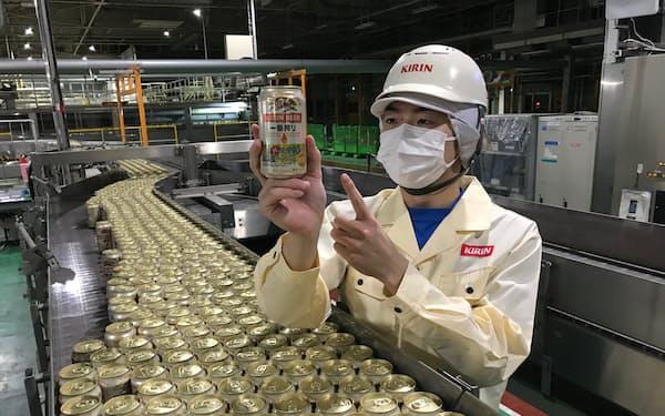 九州・沖縄地域のほか、韓国や台湾にも製品を出荷している